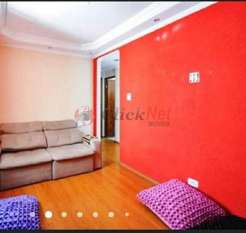 Imagem 1 de 9 de Apartamento À Venda No Bairro Assunção Em São Bernardo - 6941