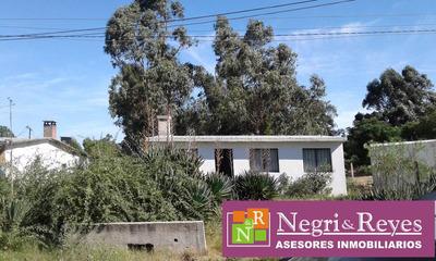 Casa Venta En Playa Pascual U$s 49.000 Apta Banco