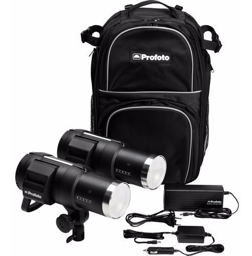 Profoto B1x 500 Air Battery-powered 2 Light Location Kit