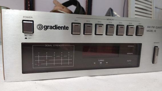 Gradiente Model 16 Tuner