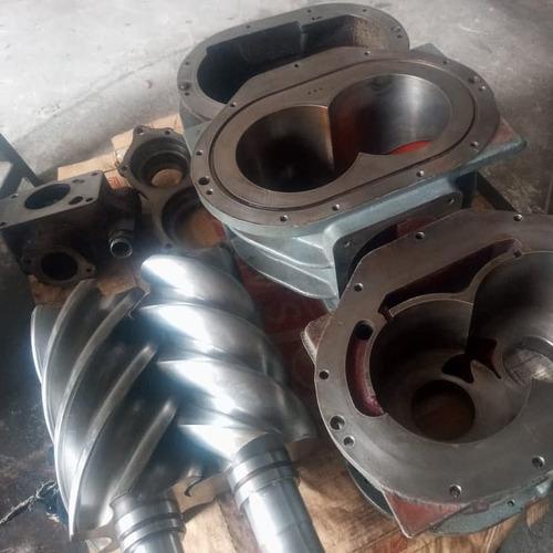 Imagem 1 de 5 de Manutenção Em Compressores