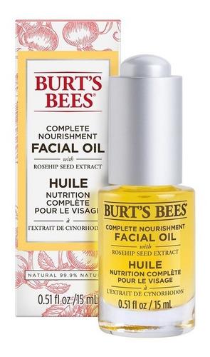 Aceite Facial Burt's Bees Nutritivo 15 Ml