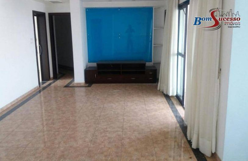 Imagem 1 de 22 de Apartamento Com 3 Dormitórios À Venda, 134 M² Por R$ 800.000,00 - Jardim Avelino - São Paulo/sp - Ap1839