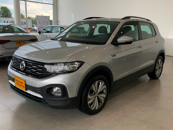 Volkswagen T-cross 2020 Comfortline 1.6 At