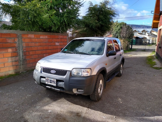 Ford Escape 2.0 Xlt 4x4 2003