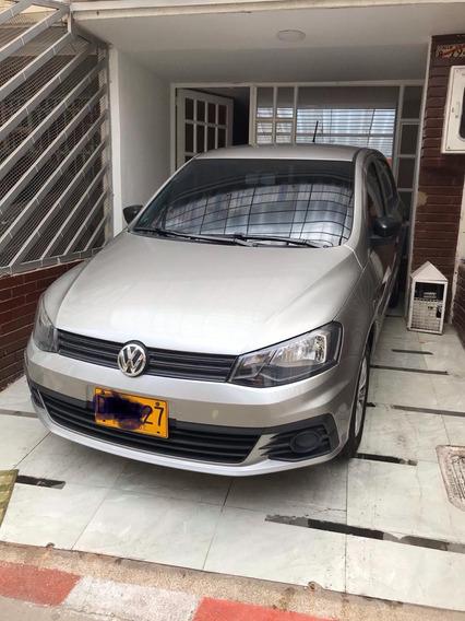 Volkswagen Gol Trendline 1.6l 2017