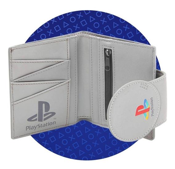 Cartera Playstation Envio Gratis Play Ps1 Psx Billetera Retro