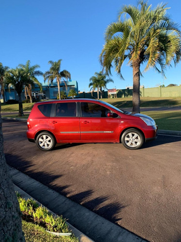 Nissan Livina Sl 1.8 2010/2011