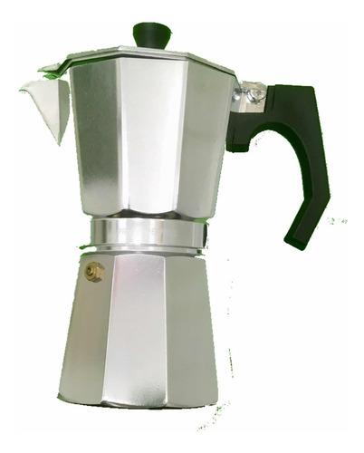 Cafetera Espress Primula Aluminio 12 Tazas/ Cups Para Estufa