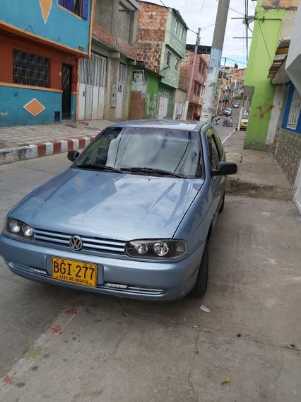 Volkswagen Gol Coupe 1996