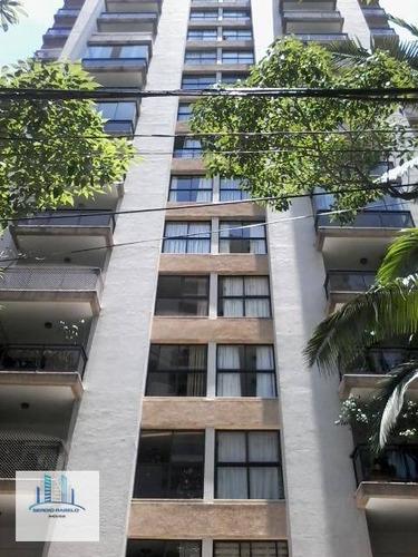 Imagem 1 de 30 de Apartamento Com 3 Dormitórios À Venda, 130 M² Por R$ 1.500.000,00 - Moema - São Paulo/sp - Ap2439