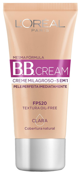 Base Bb Cream 5 Em 1 Fps20 L