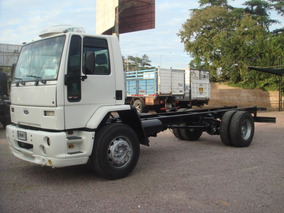 Camion Ford Cargo 1517 `04 Chasis $ 11111