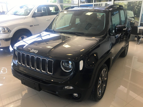 Jeep  Renegade Longitude 1.8 At6  - Directa De Fabrica.