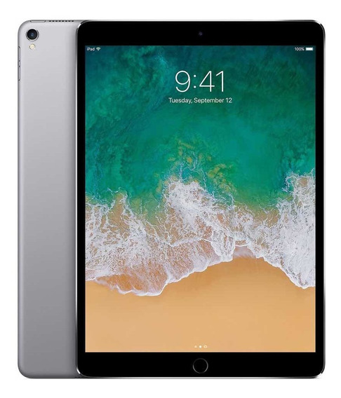 iPad Pro 10.5 Space Gray 64gb Completo A1701