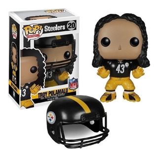 Funko Pop - Troy Polamalu 20 Steelers Nfl