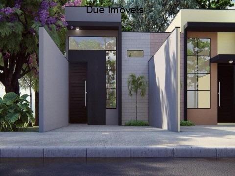 Imagem 1 de 7 de Linda Casa No Residencial Veneza Em Indaiatuba 2 Dorms, Sendo 1 Suíte - Ca02087 - 68798259
