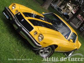 Camaro Lt V8 1974 Excepcional - Leia Descr - Ateliê Do Carro