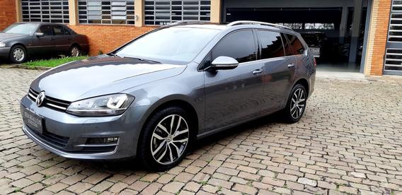 Volkswagen Golf Variant 1.4 Tsi Highline Flex 5p