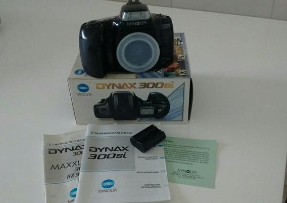 Camera Minolta Dynax 300si 35mm Corpo