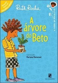 Livro A Árvore Do Beto - Editora Salamandra