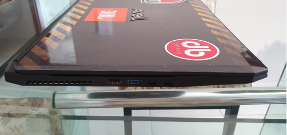 Notebook G1545 Avell Fullrange I7 Gtx 1060 16gb Ram Com Ssd