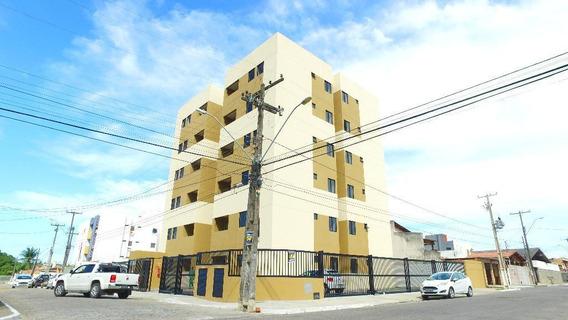 Apartamento Em Gruta De Lourdes, Maceió/al De 56m² 3 Quartos À Venda Por R$ 201.000,00 - Ap424119