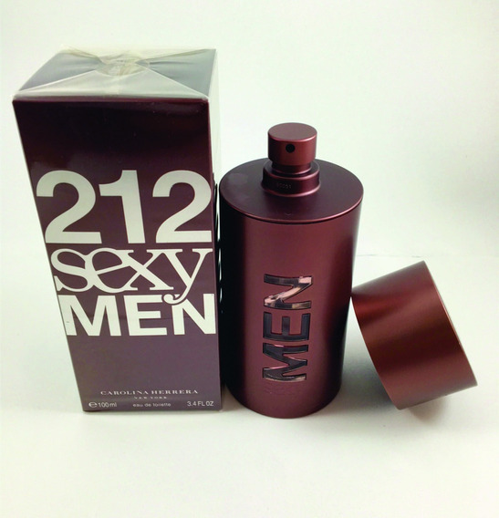 212 Sexy Men Masculino - 100ml Original Imp. Eua Com Selo