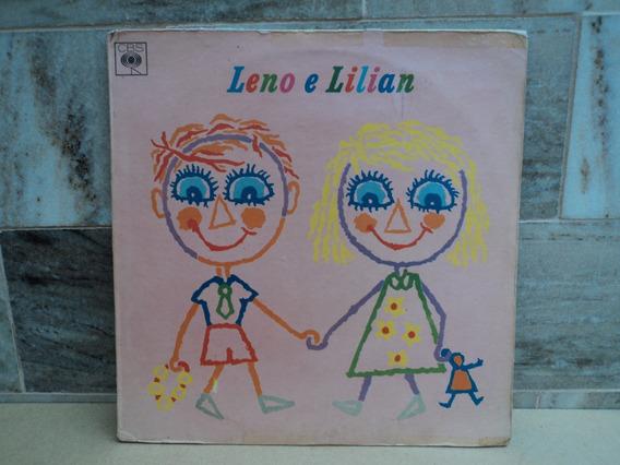 Leno E Lilian-1966-cbs-mono-lp Vinil
