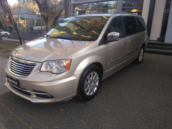 Town & Country V6 Pentastar 3.6 286hp 6 Marchas Automatico