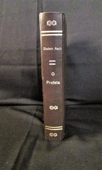 Livro O Profeta/ Sholem Asch/1958