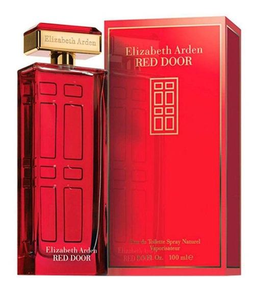 Perfume Red Door 100ml Elizabeth Arden Original