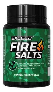 Exceed Fire Salts Cápsula De Sal (pt) 30caps - Exceed