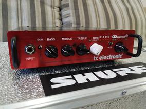 Amplificador Cabeçote Tc Electronic Baixo Bh250 (ñ Hartke )
