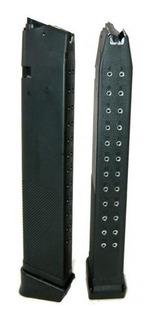 Extensión Cargador Glock 33 Rds Nuevo Para 9 Y 380 Calidad