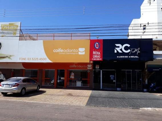 Sala Comercial Para Locação Em Palmas, Plano Diretor Sul - 46_2-952049