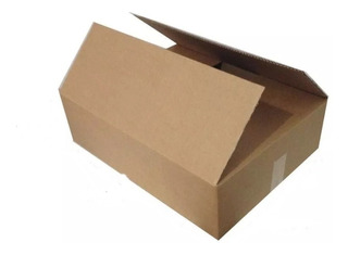 Caixas Papelão Correio Pac/sedex 36 C X 26 L X 11 A - Kit 20