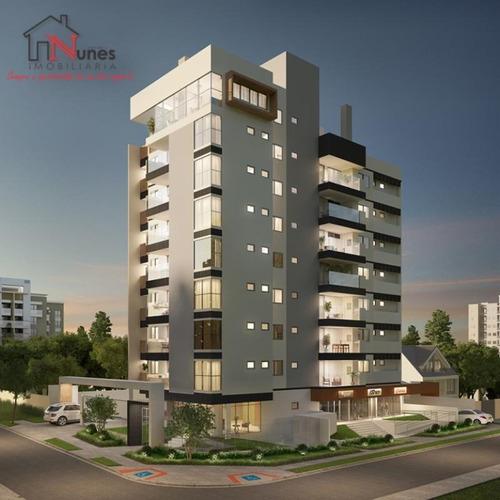 Apartamento No Bairro Portão Em Curitiba Pr - 15509