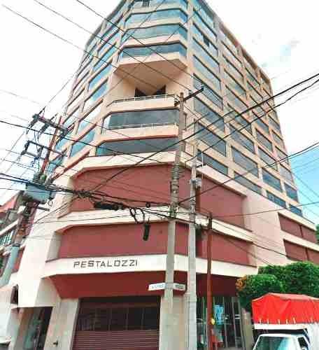 8053-cov Oficina En Venta Pestalozzi, Del Valle, Benito Juárez