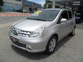 Nissan Livina 1.8 Sl Flex Aut. 5p 2011/2012