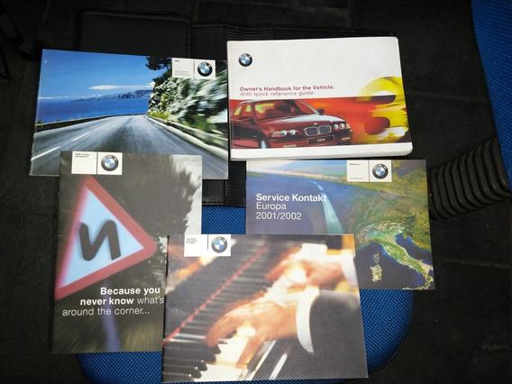 Manual Do Prop. Bmw Série 3 E46 316i 318i 320i 32i 330i