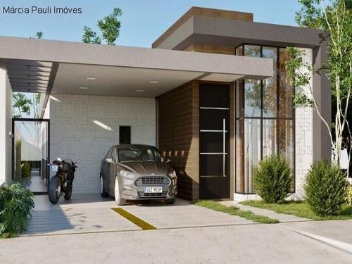 Excelente Casa No Condomínio Brisas Da Mata - Jundiai/sp. - Ca03979 - 69339663