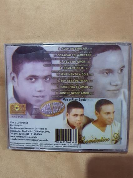 Irmãos Levitas Romântico D + Voz E Play Back