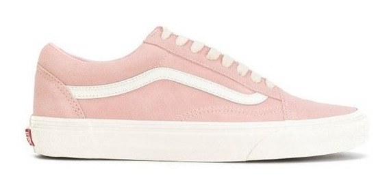 Tênis Vans Old Skool Rosa - Original