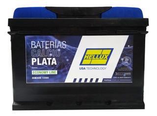 Batería Hellux Economy Line 12 X 65 + A La Derecha He620de