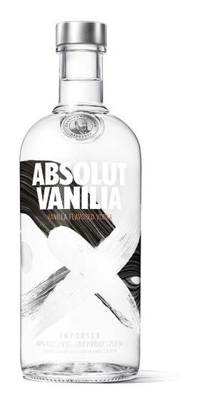 Absolut Vodka Vanilia Sueca - 750ml