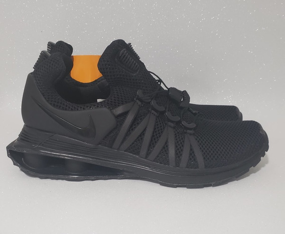 Nike Shoxmolas Gravity Tênis Masculino Preto Original