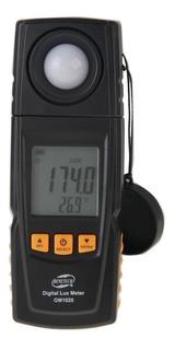 Luxómetro Digital Benetech Mod Gm1020 Rango 0~200,000 Lux