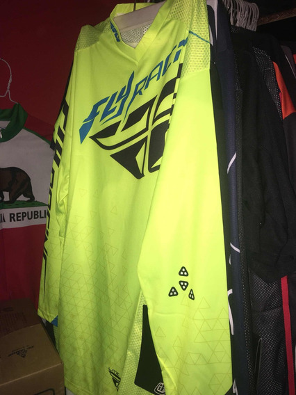 Jersey Motocross Fly. Talle M. Dlracing Shop
