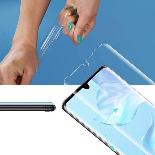 Film Hidrogel Curvo Samsung S20 S20 Plus Ultra Lee Huella